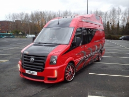 <h5>Vermont - VW Crafter</h5>
