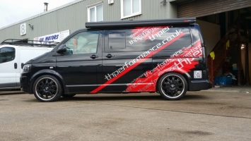 <h5>Vermont - VW Transporter T5</h5>