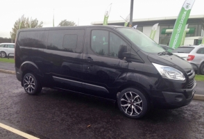<h5>Assassin TRS - Ford Transit</h5>