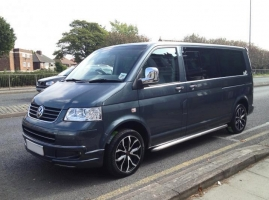 <h5>Assassin TRS - VW Transporter T5</h5>