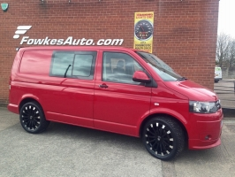 <h5>Roadstar- VW Transporter T5</h5>