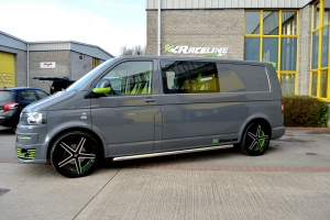 <h5>Entourage - VW Transporter T5</h5>