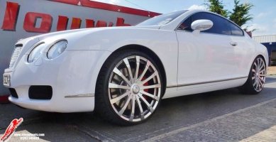 <h5>Renaissance - Bentley Continental GT</h5>