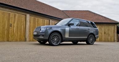<h5>GTR - Range Rover</h5>