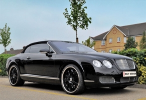 <h5>Vermont - Bentley Continental GT</h5>