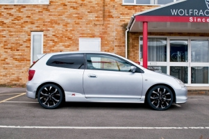 <h5>Assassin - Honda Civic Type R</h5>