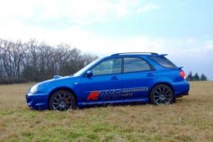 <h5>Milano - Subaru WRX</h5>