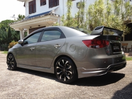 <h5>Assassin - Honda Civic</h5>
