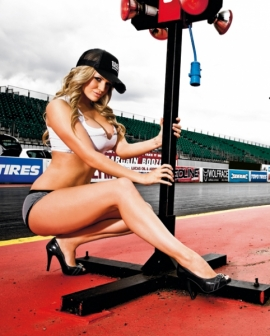 <h5>Madison Welch Santa Pod</h5>
