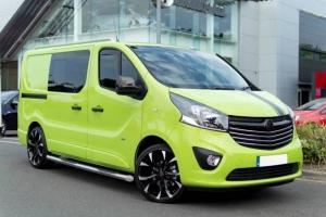 <h5>Vauxhall Vivaro</h5>