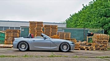 <h5>Wolfrace Eurosport Aero</h5><p>BMW Z4</p>