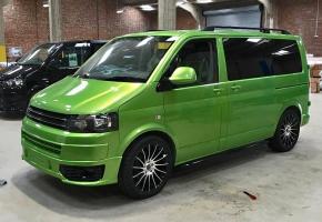 <h5>Aero - Volkswagen Transporter T5</h5>