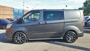 <h5>Assassin TRS - Ford Transit Custom</h5>