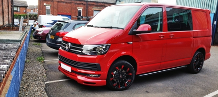 <h5>Assassin - VW Transporter T5</h5>