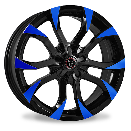 Wolfrace Eurosport Assassin black/ blue