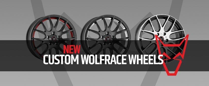 Custom Featured Wheels