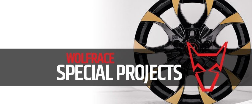 Wolfrace Special Projects