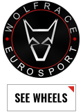 Wolfrace Eurosport Alloy Wheels