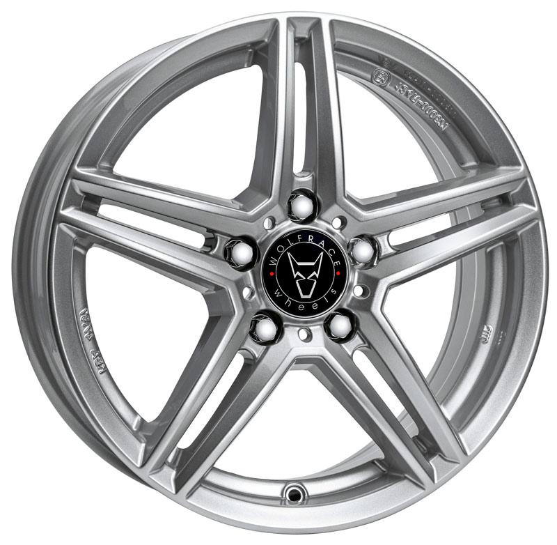 Wolfrace GB M10 Polar Silver