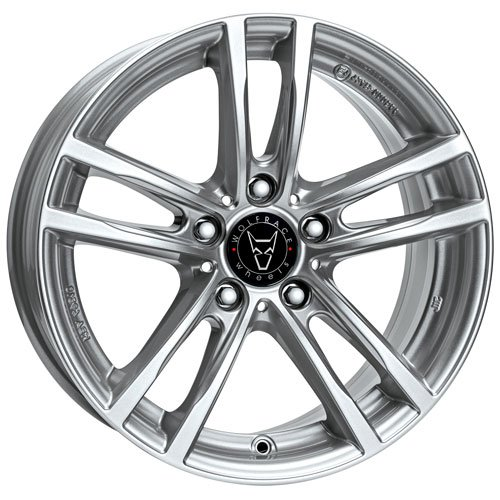 Wolfrace GB X10 Polar Silver