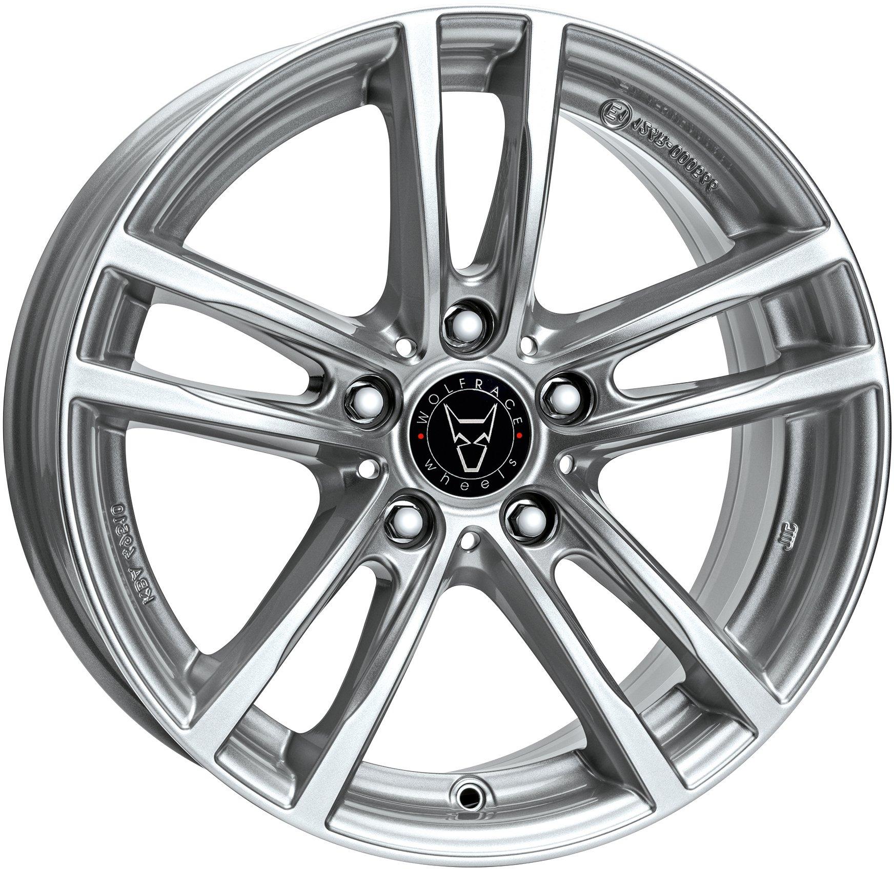 Wolfrace GB X10X Polar Silver