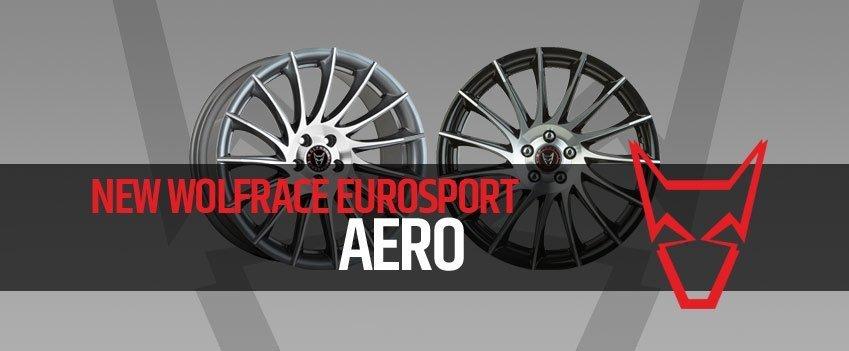 New Wolfrace Eurosport Aero
