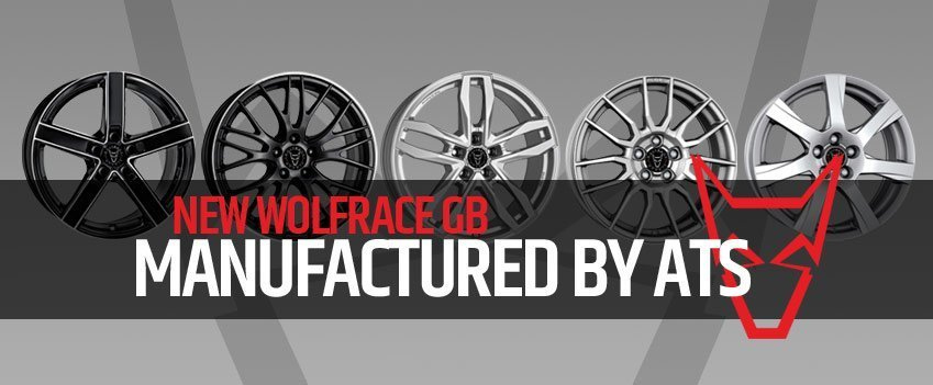 Wolfrace GB Manufactured by ATS