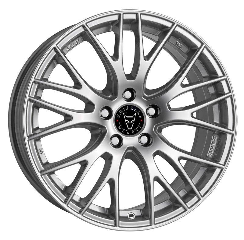 Wolfrace GB - Perfektion (Royal Silver)