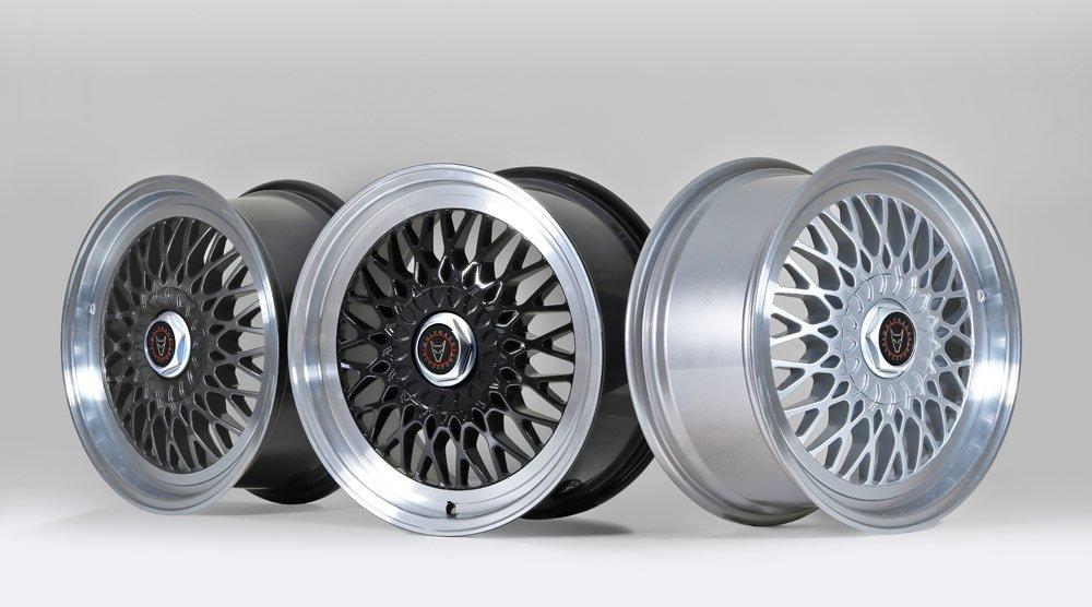 Wolfrace Eurosport Classic Alloy Wheels