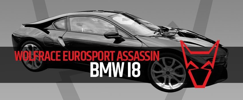 Wolfrace Assassin - BMW i8