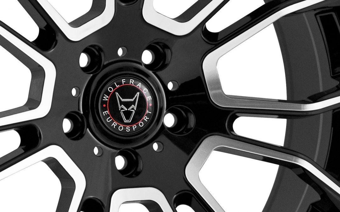 Our latest wheel creation! The Wolfrace Eurosport Evoke