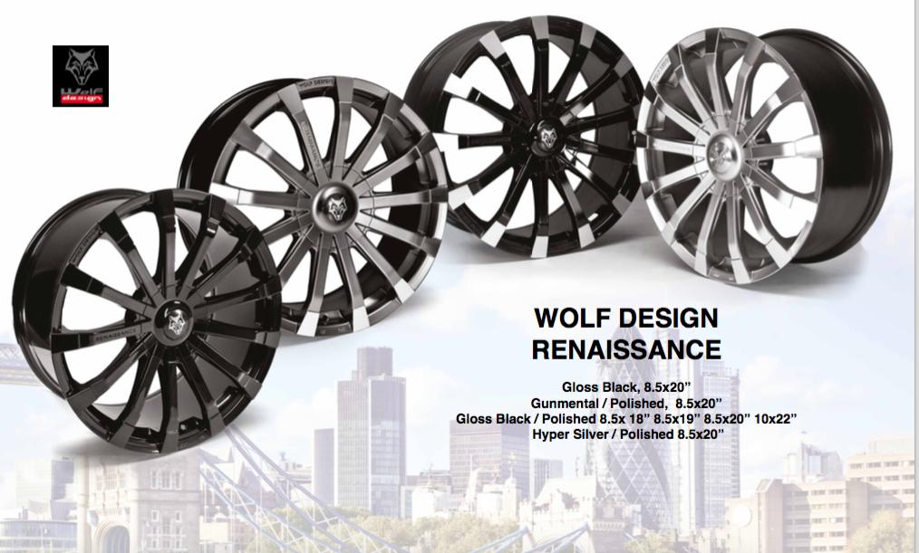 Wolfrace Spotlights – The Wolfrace Renaissance