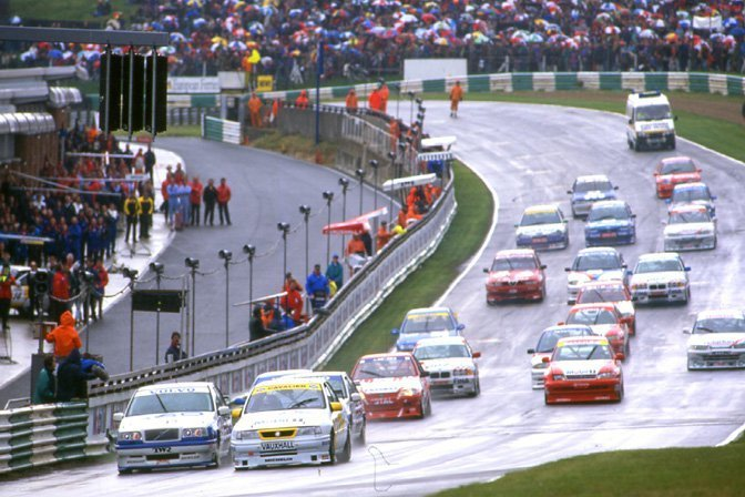 The Greatest BTCC Moments