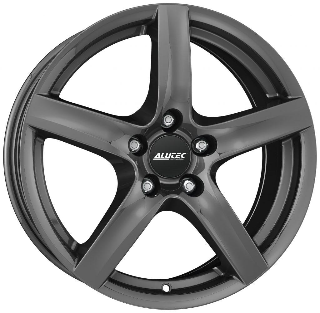 Alutec - Grip (Graphite), Wolfrace Alloy Wheels,