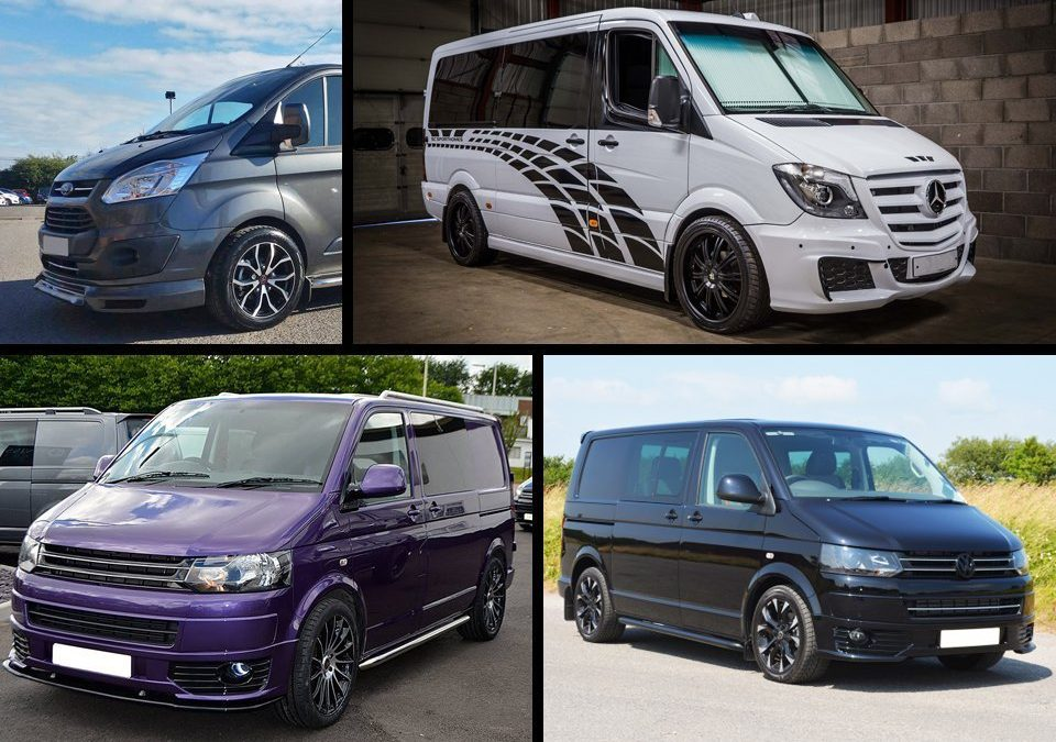 Choosing commercial van alloys from Wolfrace
