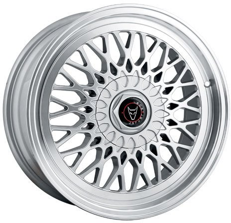 Wolfrace Eurosport - Classic (Hyper Silver / Polished Lip)