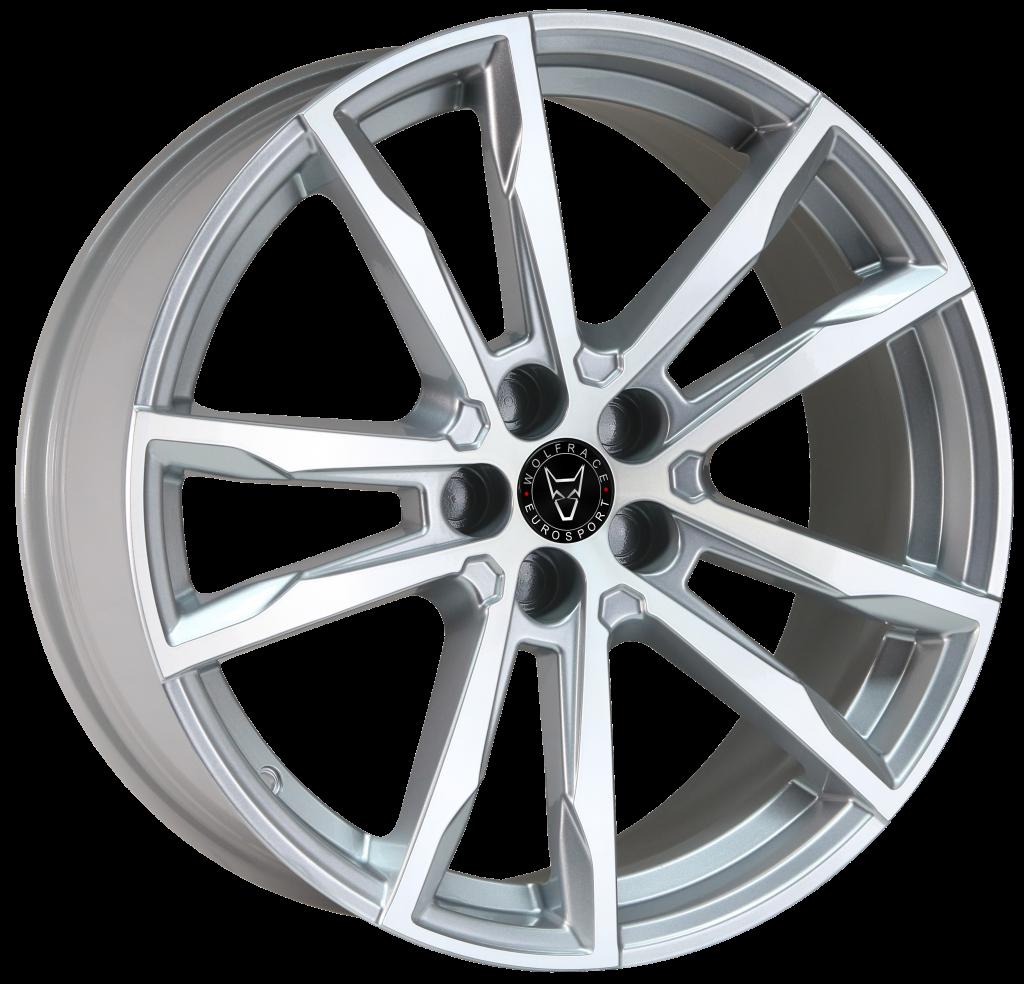 Demon Wheels Eurosport KiboX Diamond Black lip polished