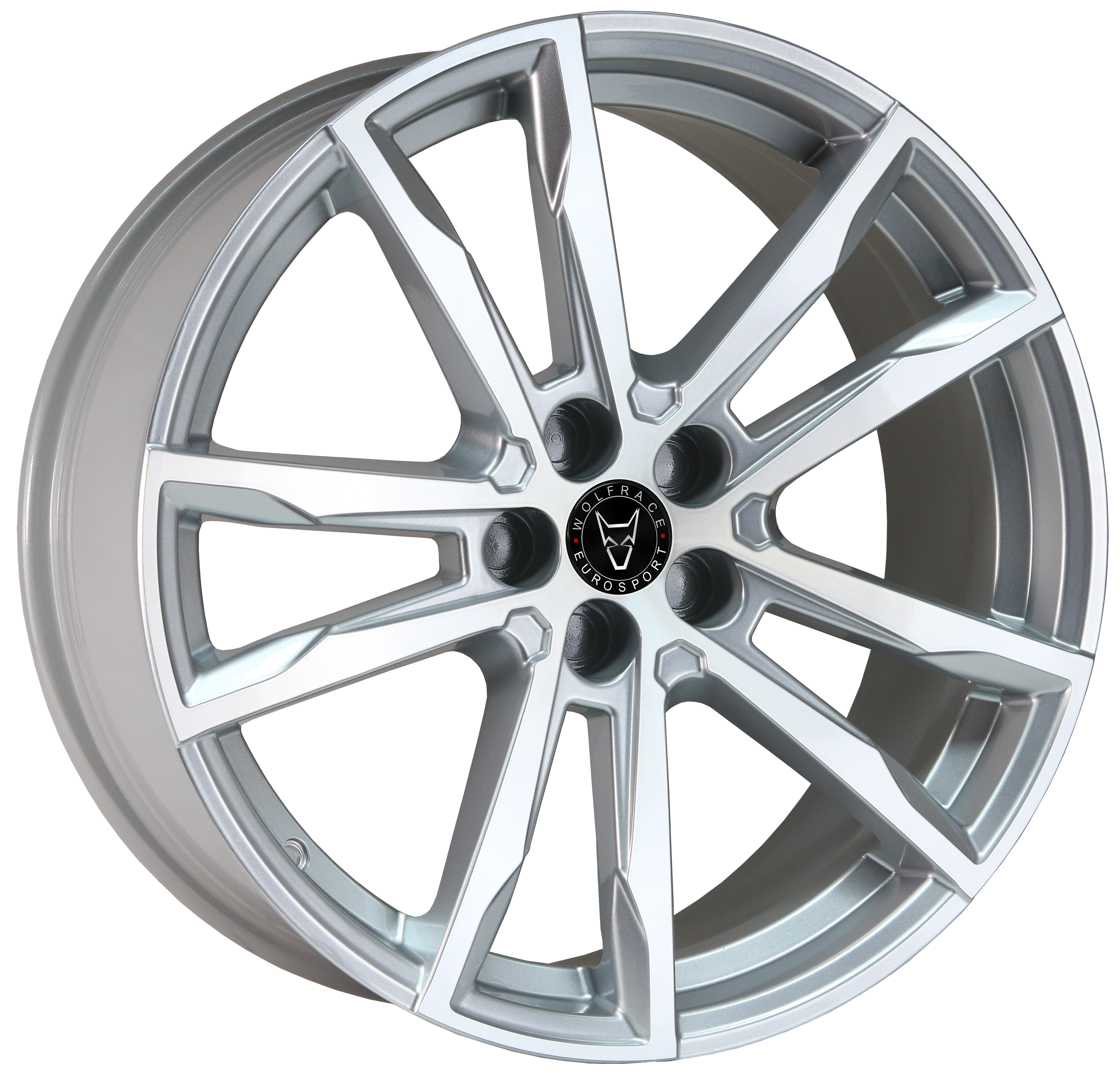 Demon Wheels Eurosport Dortmund [8.5 x 20] -5x114.3- ET 35