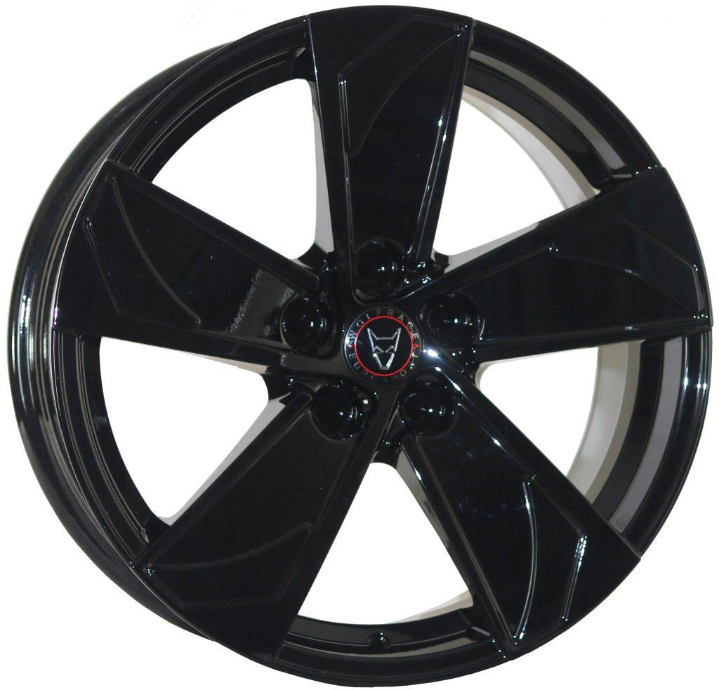 Wolfrace Eurosport - AD5T (Gloss Black)