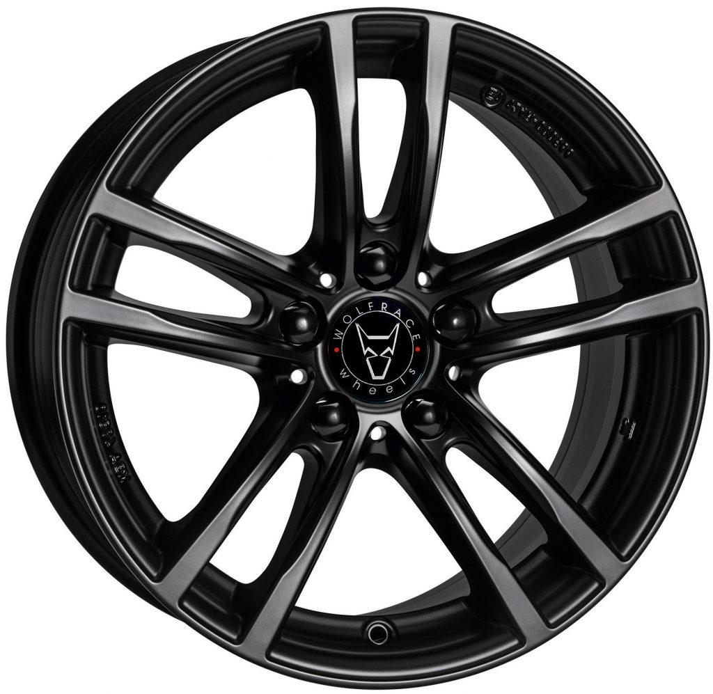 Wolfrace Eurosport - X10X (Racing Black)