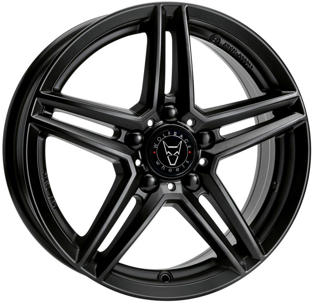 Wolfrace Eurosport - M10X (Racing Black)