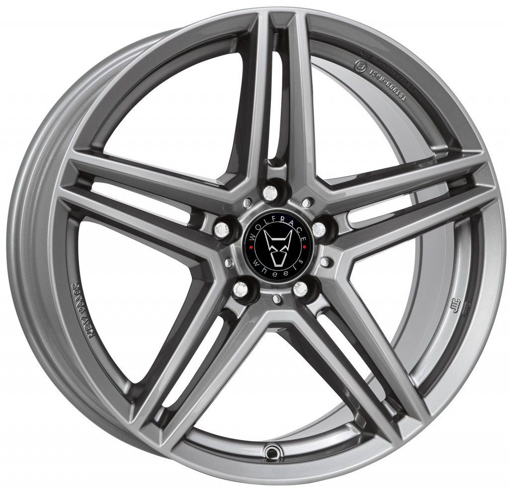 Wolfrace Eurosport - M10 (Gunmetal)