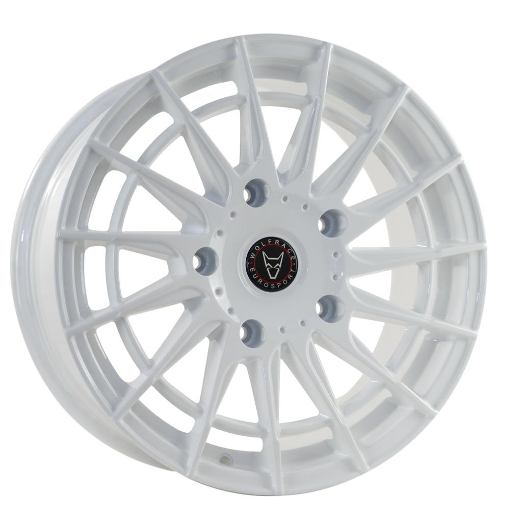 Wolfrace Eurosport - Aero Super-T (White)