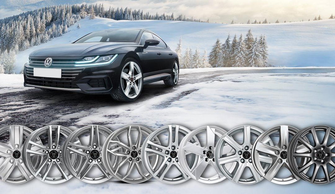 GEAR UP FOR THE COLD WEATHER WITH ALLOY WHEELS FROM WOLFRACE WHEELS