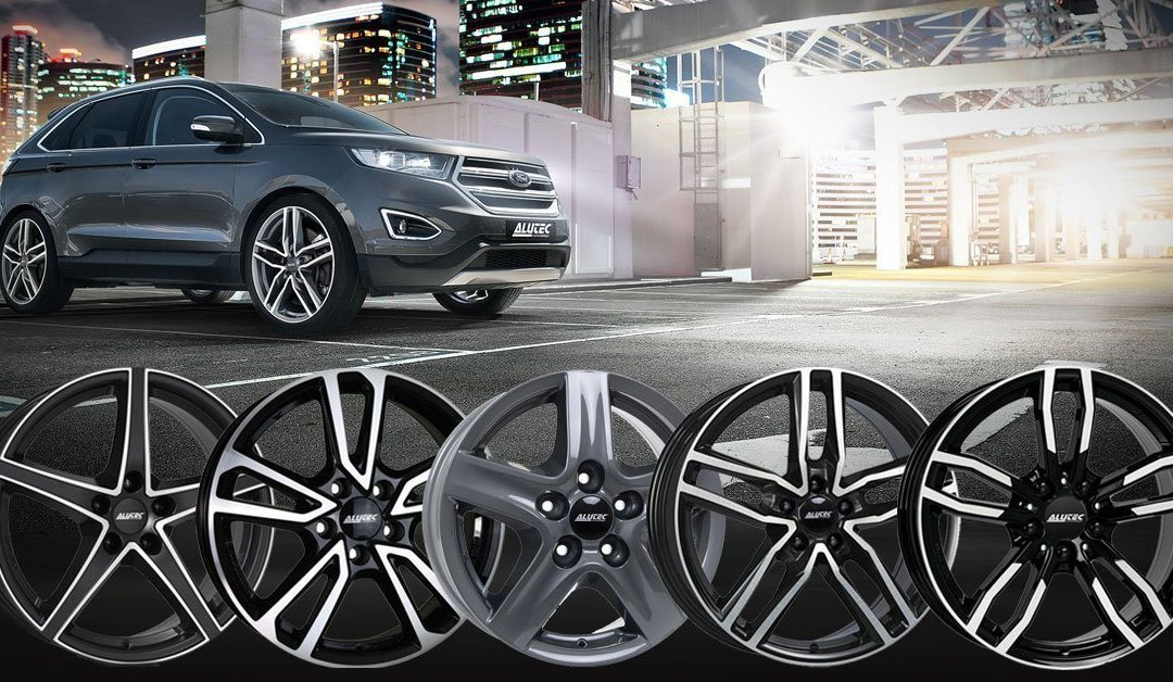 MOVE AROUND IN STYLE WITH ALLOY WHEELS FROM ALUTEC