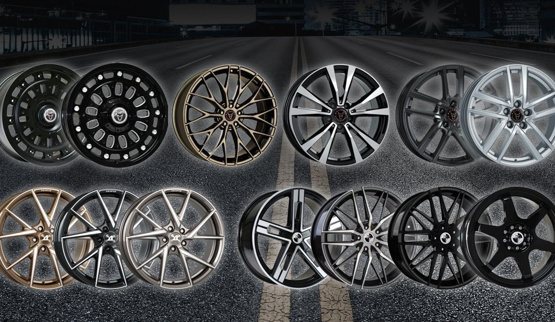 GET READY FOR SPRING WITH BRAND-NEW ALLOYS FROM WOLFRACE WHEELS
