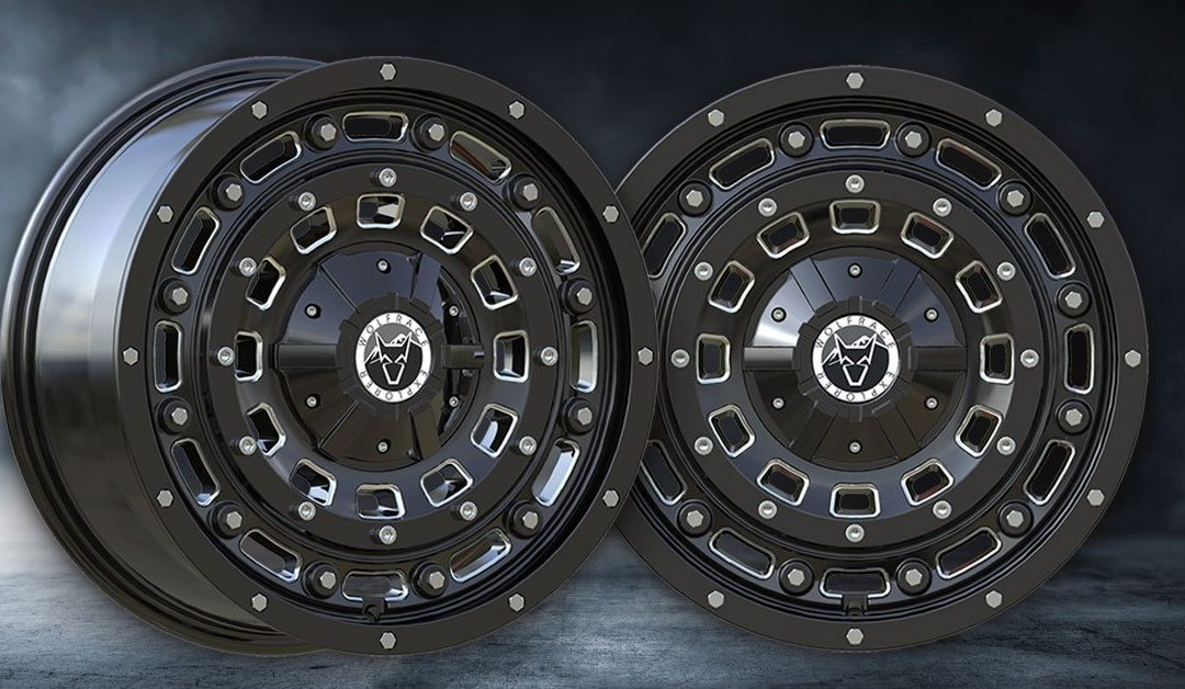 EXPLORE MORE IN YOUR MERCEDES SPRINTER AND FORD TRANSIT WITH THE NEW WOLFRACE ALLOY WHEEL