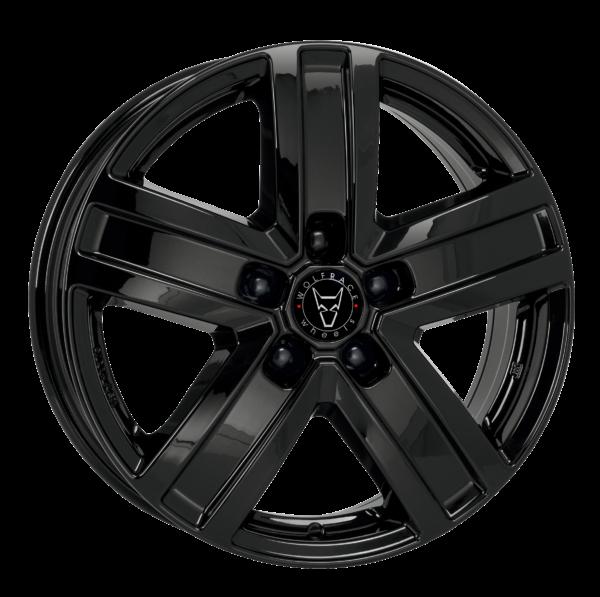 Alloy Wheels Wolfrace tp5_blk