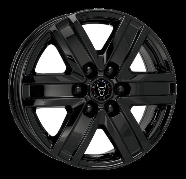 Alloy Wheels Wolfrace tp6_blk