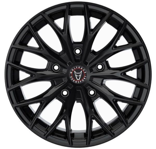 Alloy Wheels Wolfrace Wolfsburg-Super-T-Gloss-Black